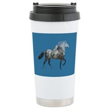 Mountain Horse Travel Coffee Mug