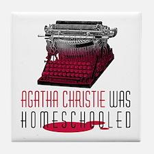 Agatha Tile Coaster