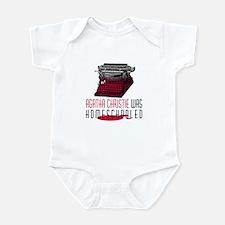 Agatha Infant Bodysuit