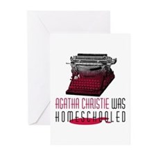 Agatha Greeting Cards (Pk of 10)