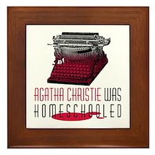 Agatha Framed Tile