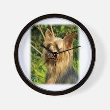 Australian Silky Terrier 9B15D-05 Wall Clock