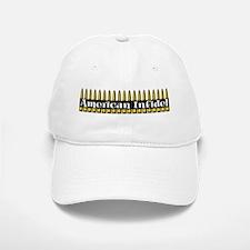 American Infidel (Bullets) Baseball Baseball Cap