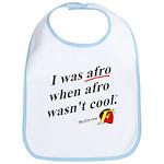 I was Afro Bib