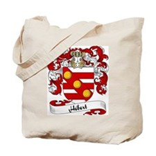 Hébert Family Crest Tote Bag