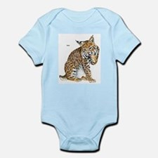 Bobcat Wild Cat Infant Creeper