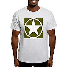 US White Star Marking T-Shirt