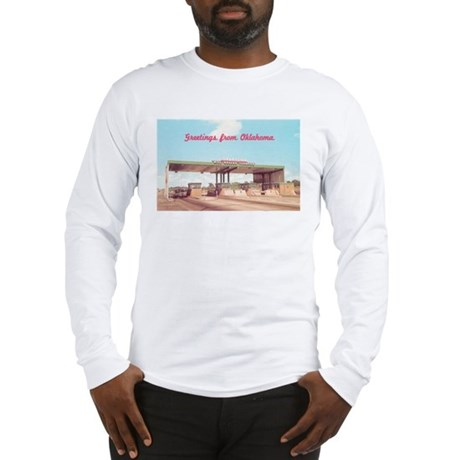 Long Sleeve T-Shirt - Welcome to Oklahoma