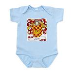 Herve Family Crest Infant Creeper