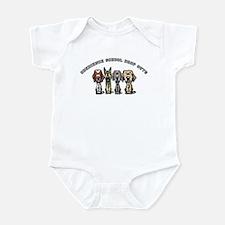 Obedience School Drop Out Infant Bodysuit