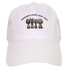 Obedience School Drop Out Baseball Cap