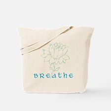 Breathe 2 Tote Bag