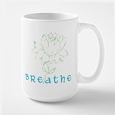 Breathe 2 Large Mug