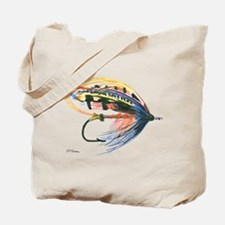 Fishing Lure Art Tote Bag