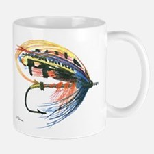 Fishing Lure Art Mug