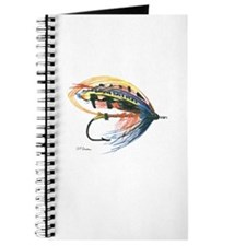 Fishing Lure Art Journal