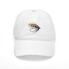 Fishing Lure Art Baseball Baseball Cap