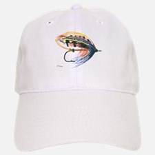 Fishing Lure Art Baseball Baseball Cap