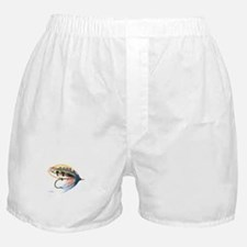 Fishing Lure Art Boxer Shorts