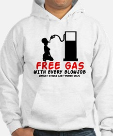 Funny gas prices Hoodie