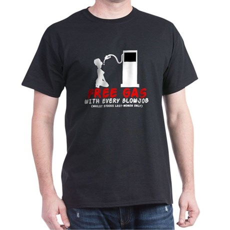 Funny gas prices Dark T-Shirt