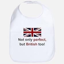 Perfect British Bib