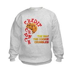 The Crunchy Credit Sweatshirt
