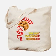 The Crunchy Credit Tote Bag