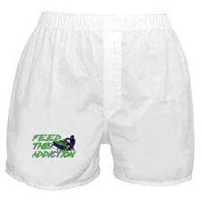 Feed The Addiction Boxer Shorts