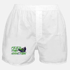 Feed The Addiction Boxer Shorts