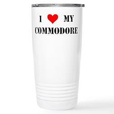 Commodore Travel Mug