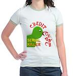 The Credit Crunch Jr. Ringer T-Shirt