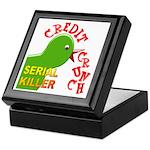 The Credit Crunch Keepsake Box