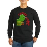 The Credit Crunch Long Sleeve Dark T-Shirt