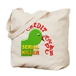 The Credit Crunch Tote Bag