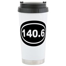 140.6 Ironman Travel Coffee Mug