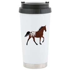 bay Walkaloosa Travel Mug