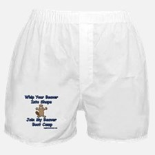 Whip Your Beaver Into Shape. Boxer Shorts