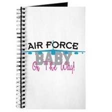 Air Force Baby Journal