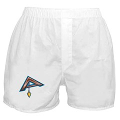 The Masonic Plumb, Square and Gage Boxer Shorts