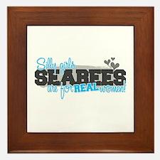 Real women: Seabee's Framed Tile