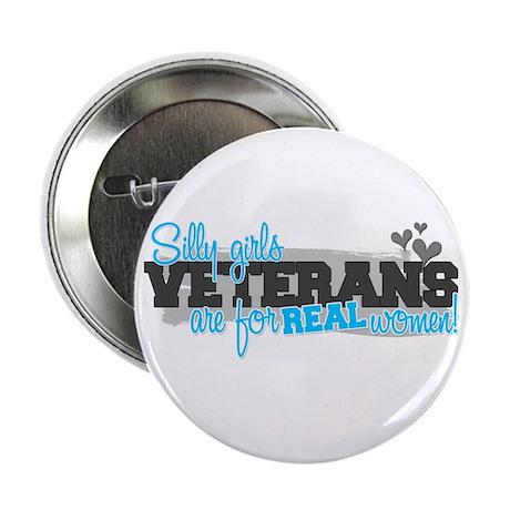 """Real women: Veterans 2.25"""" Button (10 pack)"""