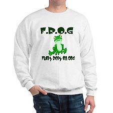Fully Rely On God Sweatshirt