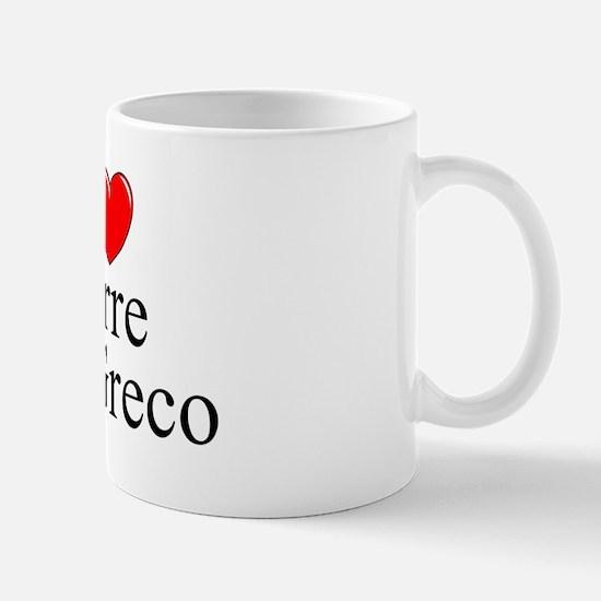 """I Love (Heart) Torre del Greco"" Mug"