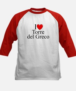 """I Love (Heart) Torre del Greco"" Tee"