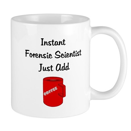 Forensic Scientist Mug