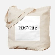 Timothy Tote Bag
