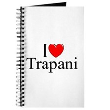 """I Love (Heart) Trapani"" Journal"