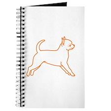 Orange Chihuahua Journal