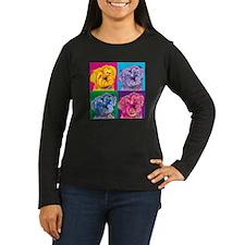 Yorky Yorkshire Terrier art T-Shirt